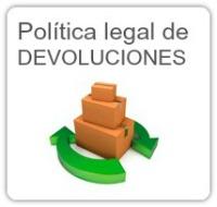 Política legal de devoluciones